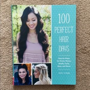 New book 100 Perfect Hair Days